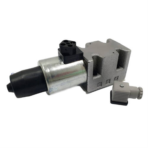 4/2-way valve solenoid NG10 320bar
