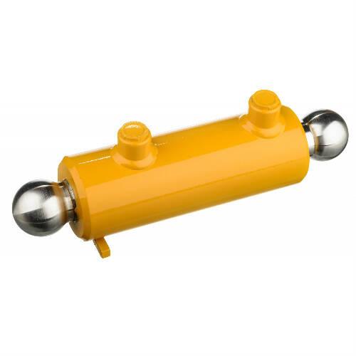 Plunger hydraulic cylinder 160-60