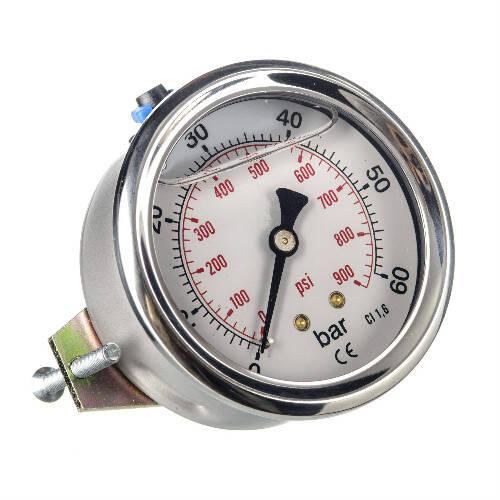 Pressure Gauge 0-60bar