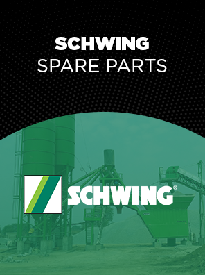 Schwing Pump Parts