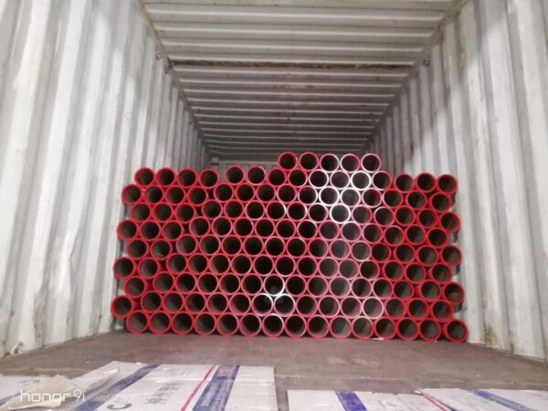 concrete pump boom pipe