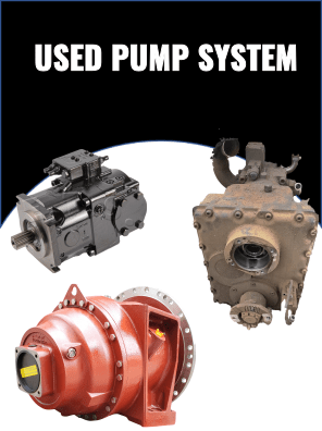 Used Pumps System